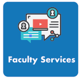 Link to Faculty Services webpage.