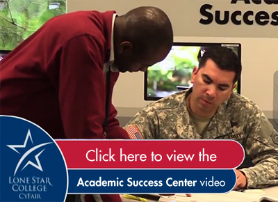Click here to watch the Academic Success Center video