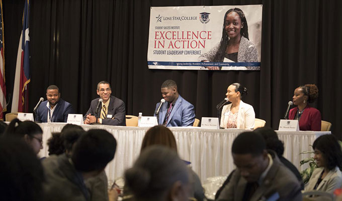 Student Success Conference Panel