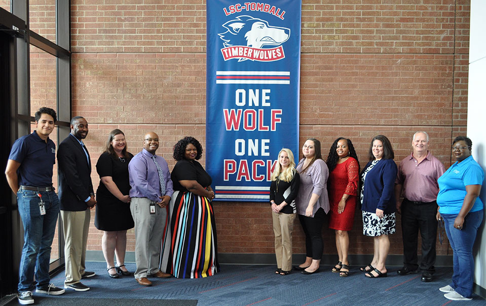 Student Success New Staff