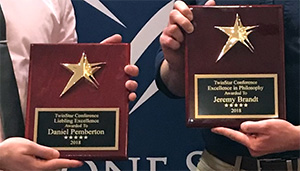 Twin Star Conference Awards