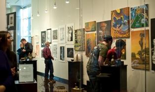 Fall 2010 Student Art Show