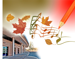 LSC-CyFair's 2012 Fall Arts Season