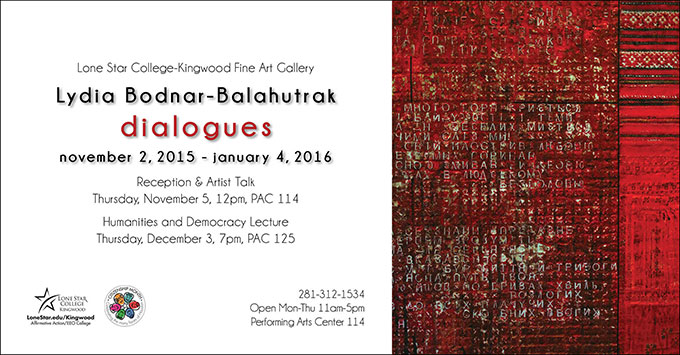 Upcoming Exhibition