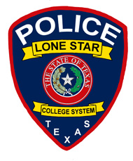 Patch for Lone Star College Police