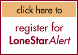 Register for Lone Star Alert