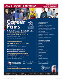 career fairs amp events