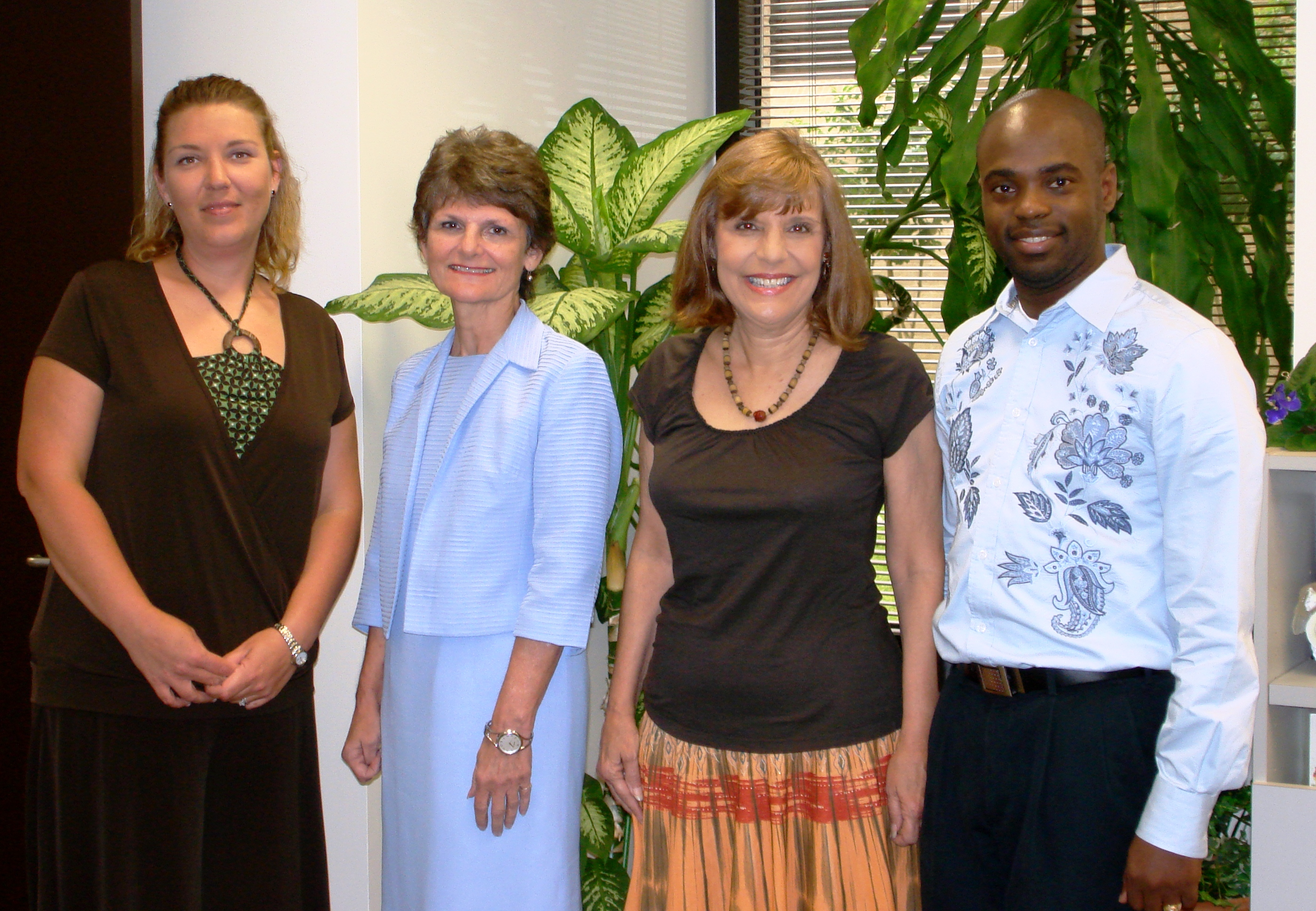 Adjunct Faculty Excellence Award Winners