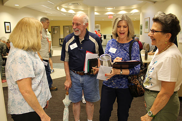 Community learned more about ALL at open houses