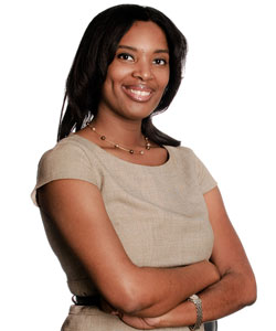 Chantell Hines, Associate Vice President