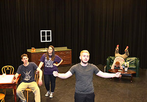 Playwrights' work featured in upcoming production
