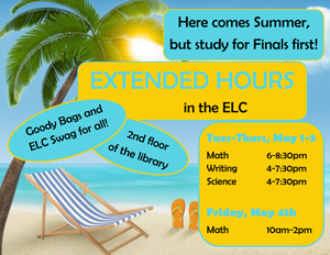 Extended Hours in the ELC