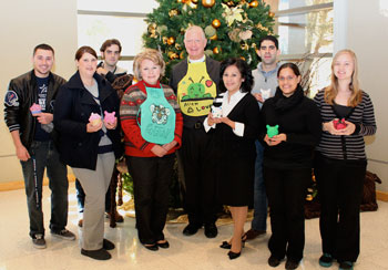 Lone Star College-Montgomery Toys for St. Lukes
