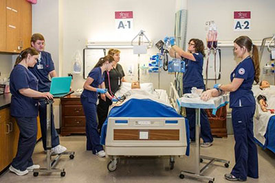 Learn more about nursing at LSC-Kingwood