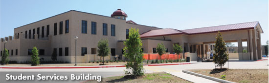 New Student Services Building