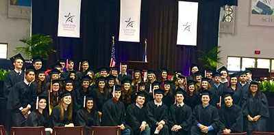 Early College students graduate from Lone Star College-Kingwood