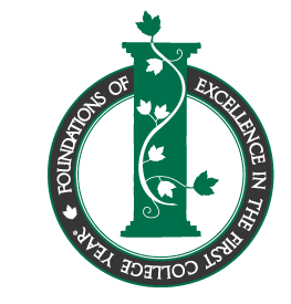 Foundations of Excellence in the first college year logo