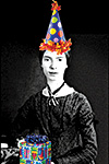 emily dickinson birthday celebration