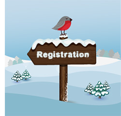 Registration and holiday schedules