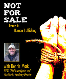 not for sale issues in human trafficking