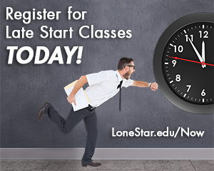 Its Not Too Late For A Start At Lone Star College Montgomery
