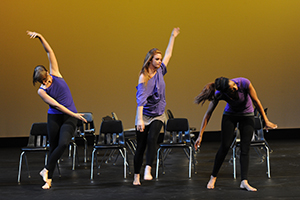 LSC-Kingwood's Dance Program Invites Community to 2013 Spring Concert