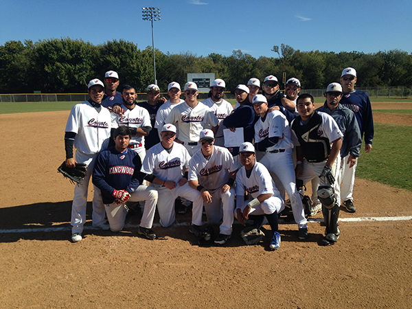 LSC-Kingwood Coyote Baseball Team Places High in NCBA Wood Wars Tournament