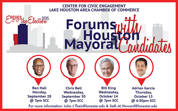 College, Chamber to Host Mayoral Forums