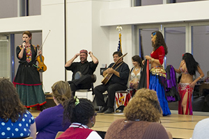 Lone Star College-Kingwood will celebrate different cultures during International Education Week Nov. 11-14.