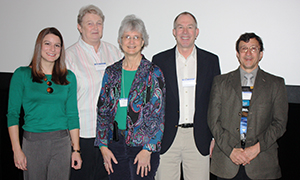 LSC-Kingwood Professors Present at Annual TCCTA Convention