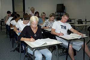 LSC-Kingwood offers non-credit, workforce classes