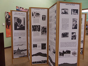 Civil Rights Exhibit is on Display at LSC-Kingwood