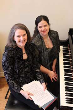 Concert Pianists to Perform at LSC-Kingwood's Recital Hall