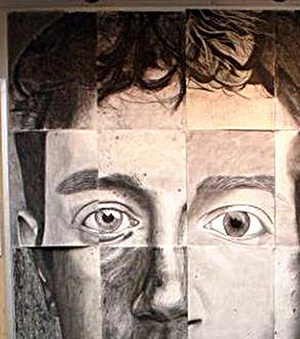 """Face It"" Art Exhibit Fosters Teamwork"
