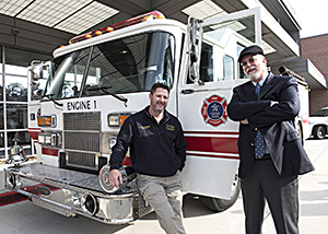 Fire Science Program Unveils New Truck