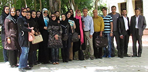 ESOL Professors Give Free Workshops in Iran