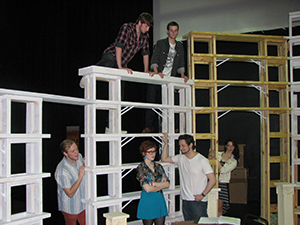 LSC-Kingwood Invites Public to Shakespeare Production