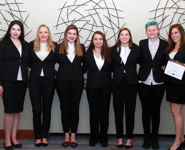 LSC-Tomball's Model United Nation Delegation Places in Top 25 Percent Worldwide