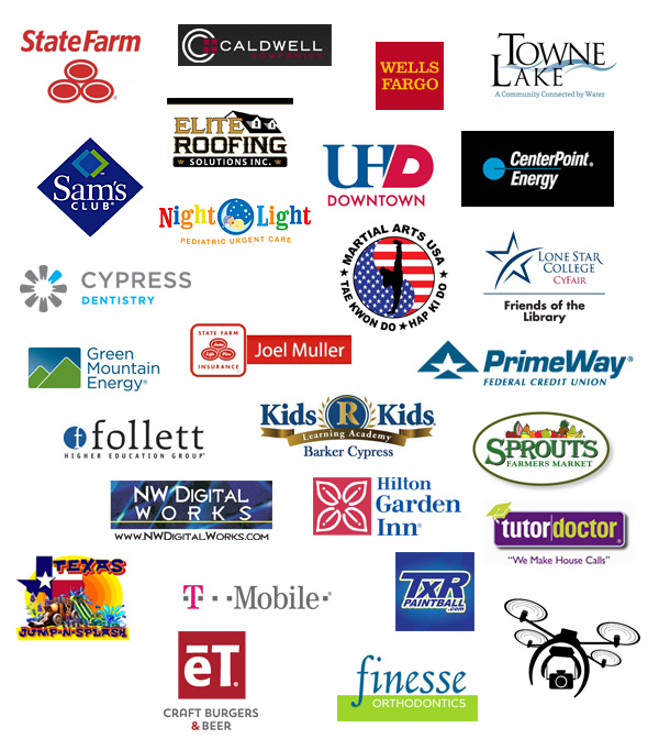 Thank you to our Cy-Fest 2014 Sponsors!