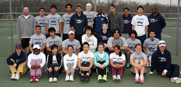 LSC-CyFair Tennis Team named National Club of the Year