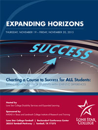 Expanding Horizons Flyer Image