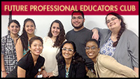 Future Professional Educators Club (FPE)