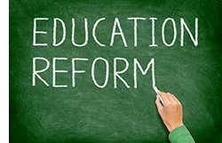 Educational Reform: Serving Our Children Through Effective Schools