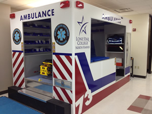 LSC North Harris EMS Professions Department