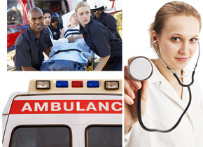 LSC-CyFair's Emergency Medical Technician-Paramedic Program