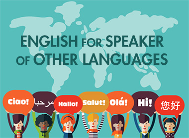 English for Speaker of Other Languages (ESOL) at Lone Star College-Fairbanks Center