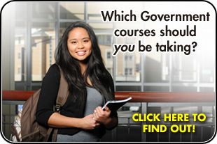 Which Government courses should YOU be taking?