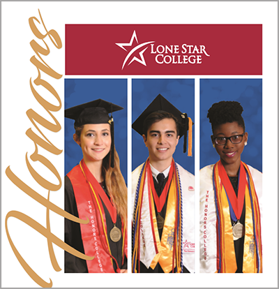 image of honors college brochure cover