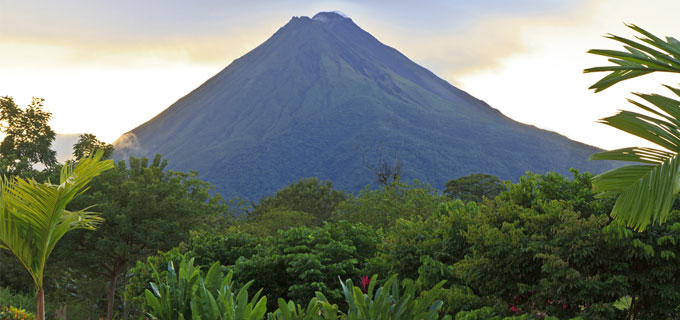 Photo of Mountain in Costa Rica