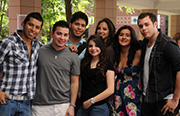 Photo of International Students